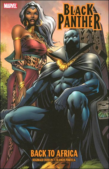 Black Panther (2006) 7-A by Marvel