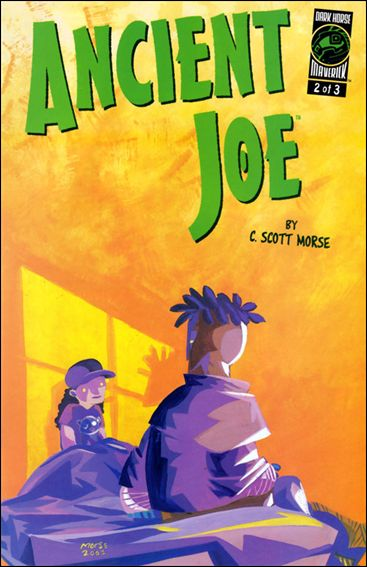 Ancient Joe 2-A by Dark Horse