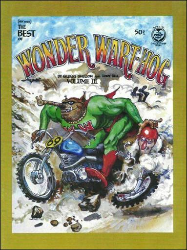 Best of Wonder Wart-Hog 3-A by Print Mint