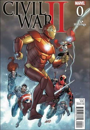 Civil War II 0-H