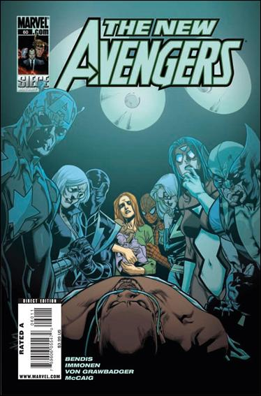 New Avengers (2005) 60-A by Marvel