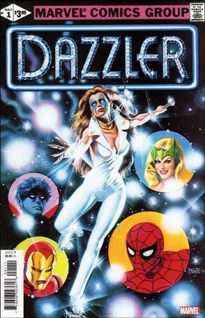 Dazzler (1981) 1-B