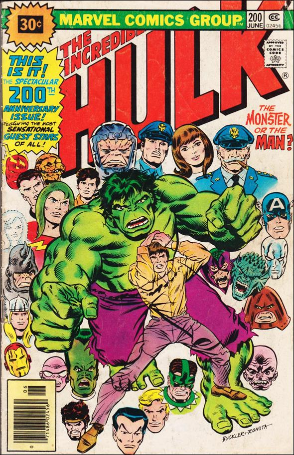 Incredible Hulk (1968) 200-B by Marvel