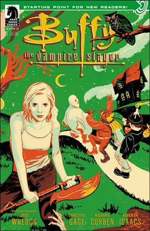 Buffy the Vampire Slayer Season 10 8-A