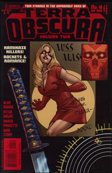 Terra Obscura (2004) 4-A by America's Best Comics