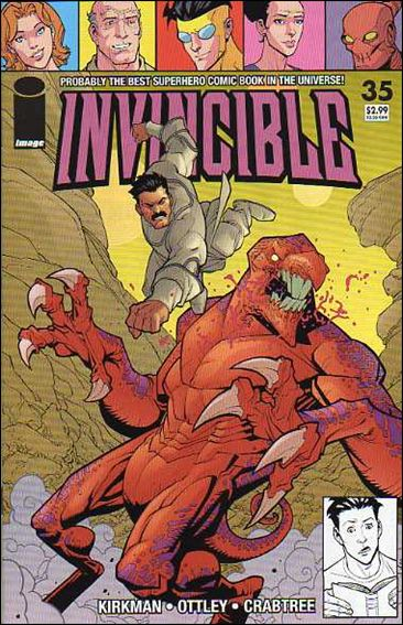 Invincible 35-A by Skybound Entertainment