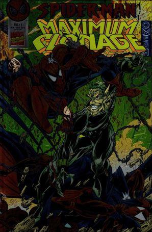 Spider-Man: Maximum Clonage Omega 1-A