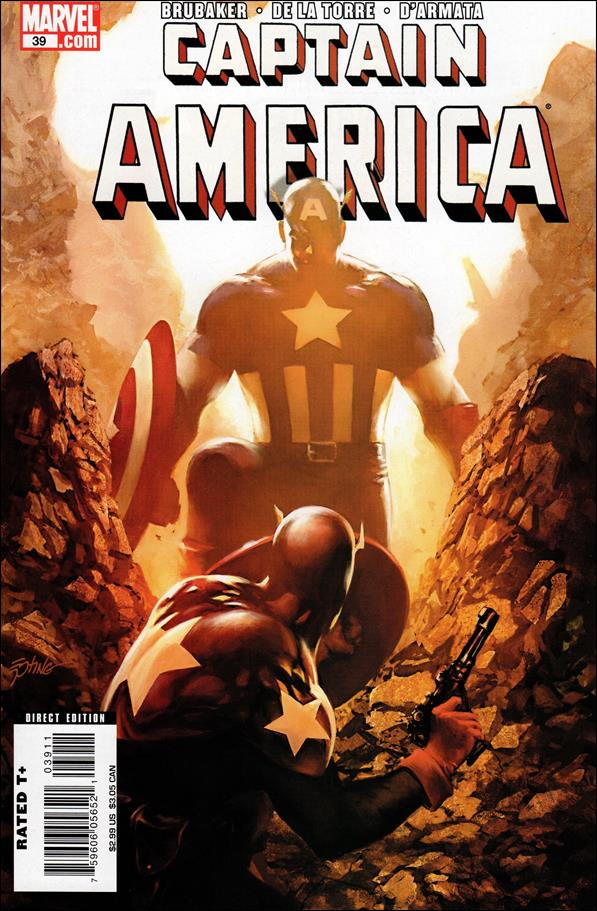 Captain America (2005) 39-A by Marvel