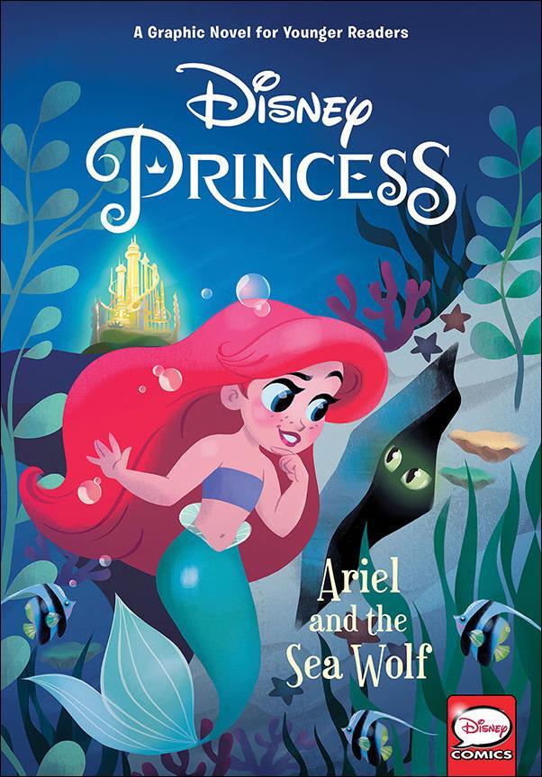 Disney Princess: Ariel and the Sea Wolf nn-A by Dark Horse