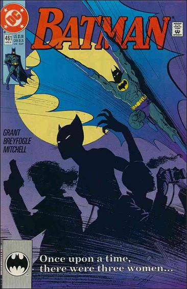 Batman (1940) 461-A by DC