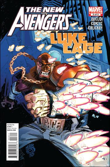 New Avengers: Luke Cage 3-A by Marvel