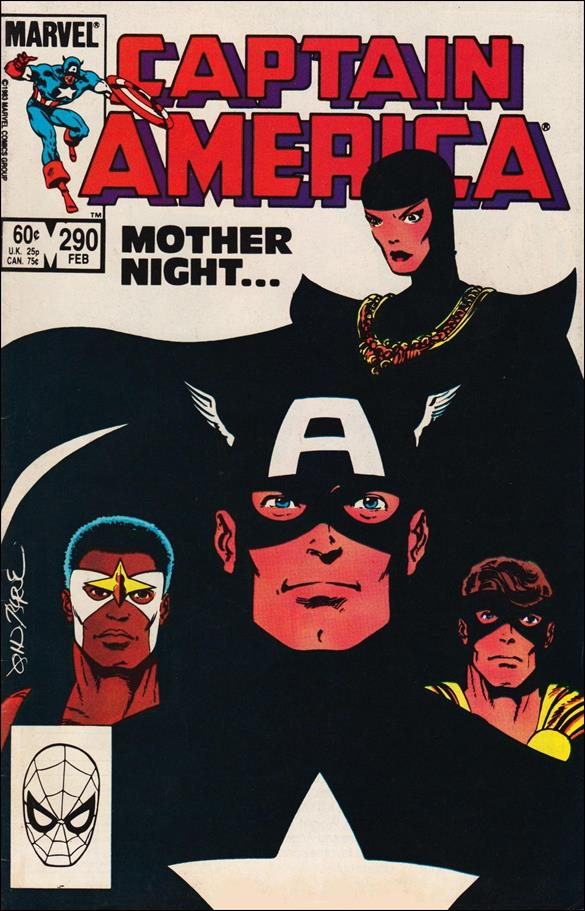 Captain America (1968) 290-A by Marvel