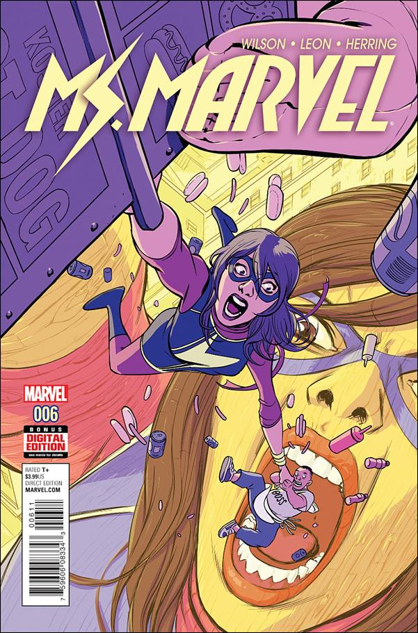Ms. Marvel (2016) 6-A