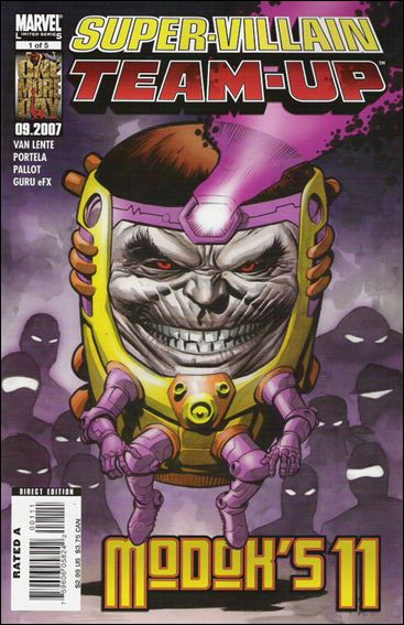 Super-Villain Team-Up/MODOK's 11 1-A by Marvel