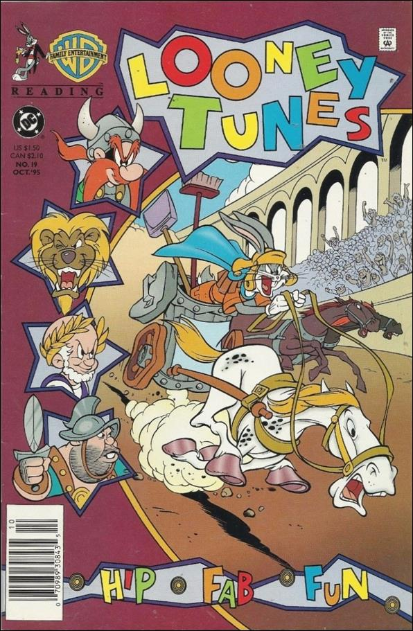 Looney Tunes (1994) 19-A by DC