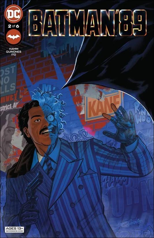 Batman '89 2-A by DC