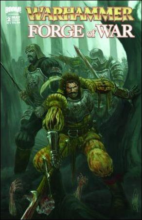 Warhammer: Forge of War 2-B by Boom! Studios