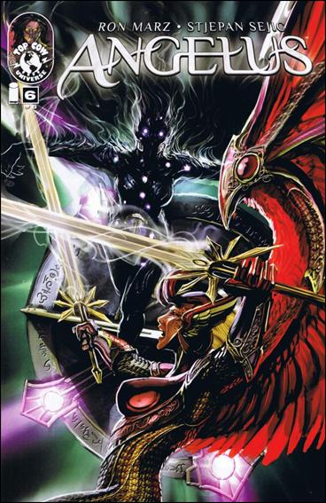 Angelus 6-A by Top Cow