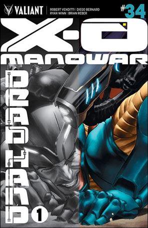 X-O Manowar (2012)  34-A