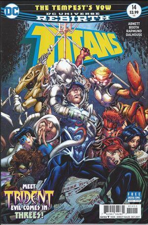 Titans (2016) 14-A