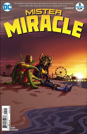 Mister Miracle (2017) 5-A