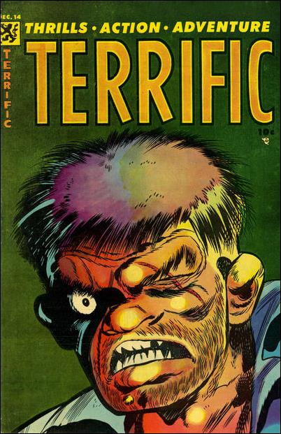 Terrific Comics (1954) 14-A by Ajax