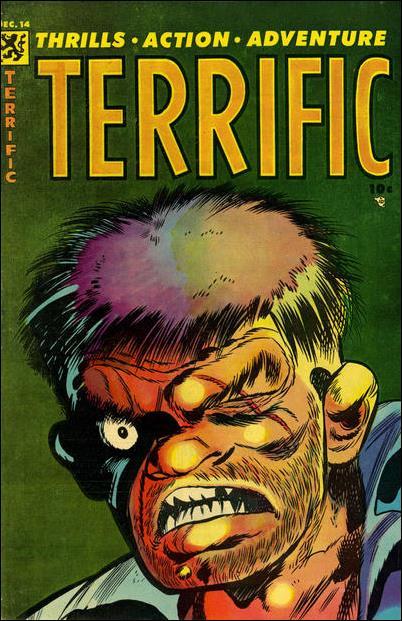 Terrific Comics (1954) 14-A by Ajax