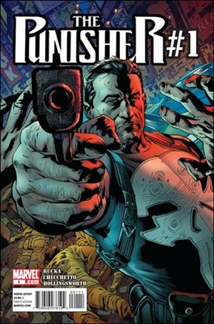 Punisher (2011) 1-A