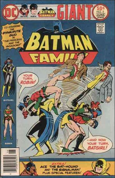 Batman Family 5-A by DC