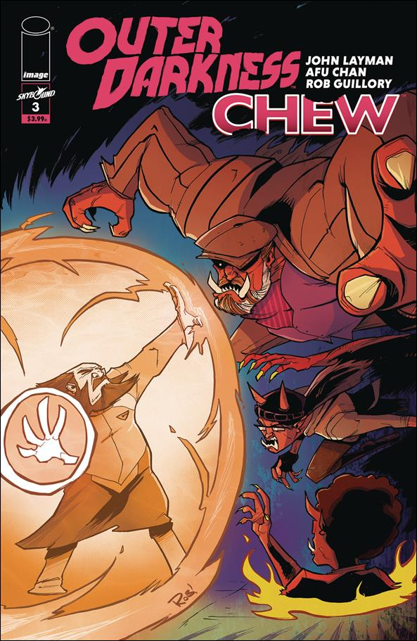 Outer Darkness/Chew 3-B by Skybound Entertainment