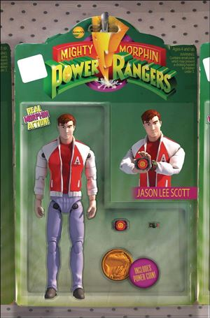 Mighty Morphin Power Rangers 16-B