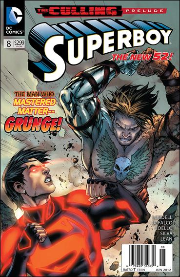 Superboy (2011/11) 8-A by DC