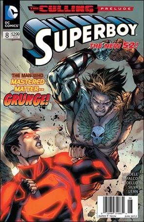 Superboy (2011/11) 8-A
