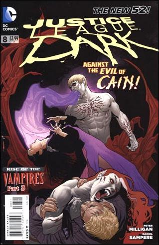 Justice League Dark 8-A by DC