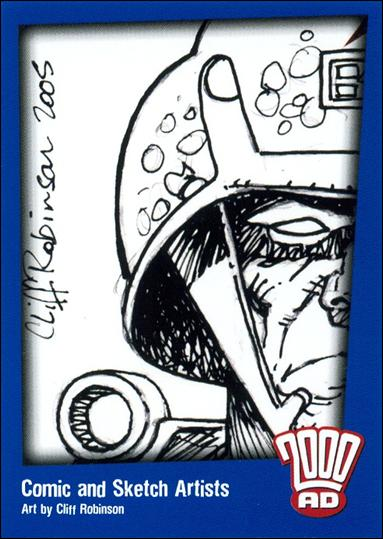 30 Years of 2000 AD: Series One (Base Set) 70-A by Strictly Ink