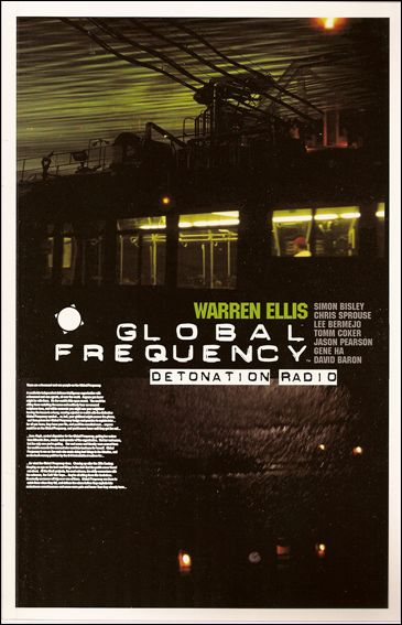 Global Frequency (2004) 2-A by WildStorm