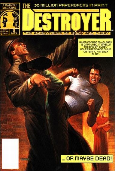 Destroyer (1989) 8-A by Marvel