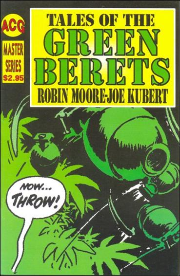 Tales of the Green Berets 7-A by America's Comic Group (ACG)