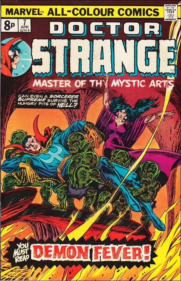 Doctor Strange (1974) 7-B by Marvel