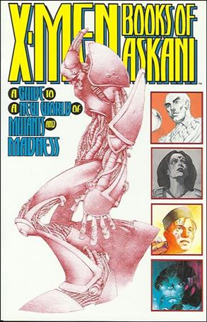 X-Men: Books of Askani 1-A