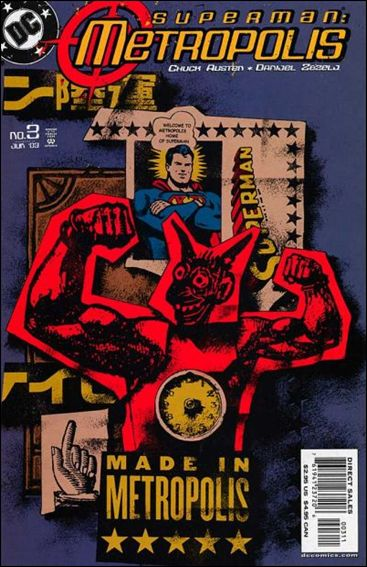 Superman: Metropolis 3-A by DC