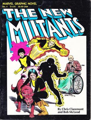 Marvel Graphic Novel 4-B