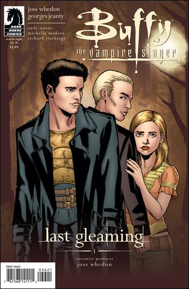 Buffy the Vampire Slayer Season Eight 36-B by Dark Horse