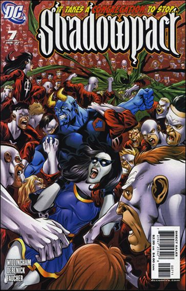 Shadowpact 7-A by DC