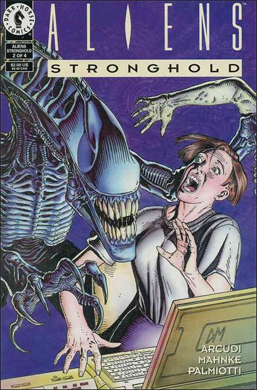 Aliens: Stronghold 2-A by Dark Horse