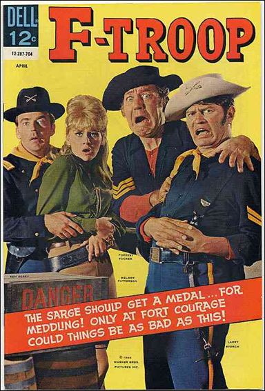 F-Troop 4-A by Dell