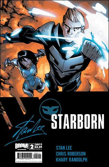 Starborn 2-A by Boom! Studios