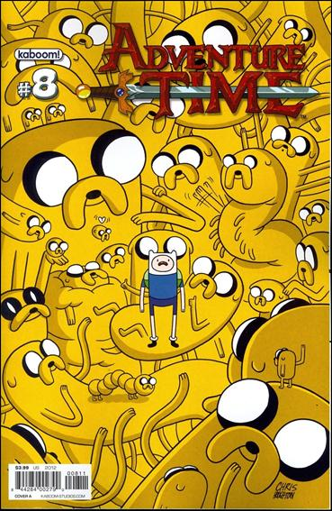 Adventure Time 8-A by Kaboom!
