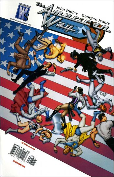 American Way 8-A by WildStorm Signature