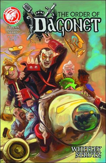 Order of Dagonet 1-A by Action Lab Entertainment